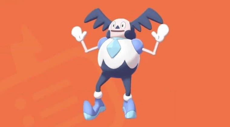 Imagen de Pokémon GO: Comienza la investigación de pago de Mr. Mime de Galar