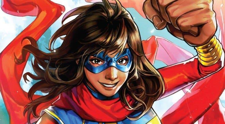 Imagen de Ms. Marvel ha acabado de forma oficial su rodaje y llegará a Disney Plus a finales de 2021