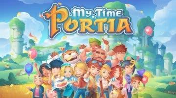 Imagen de Hazte con My Time at Portia, por tiempo limitado, gratis en Epic Games Store