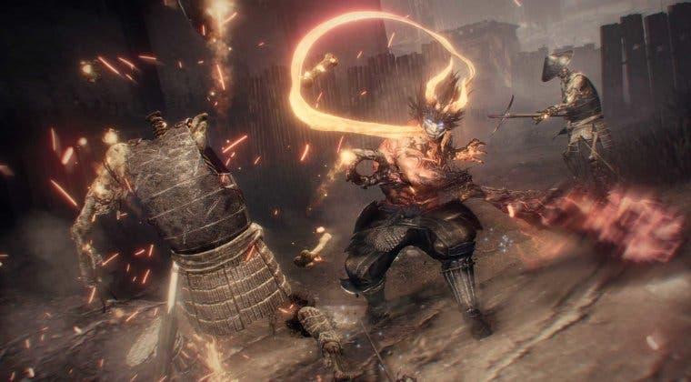 Imagen de The First Samurai, el último DLC de Nioh 2, luce un nuevo tráiler junto a un gameplay