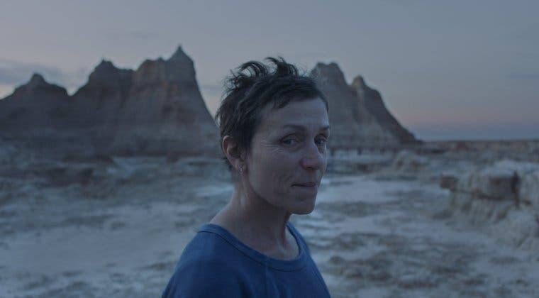 Imagen de Nomadland: fecha y tráiler en español de la película favorita de los Oscar 2021