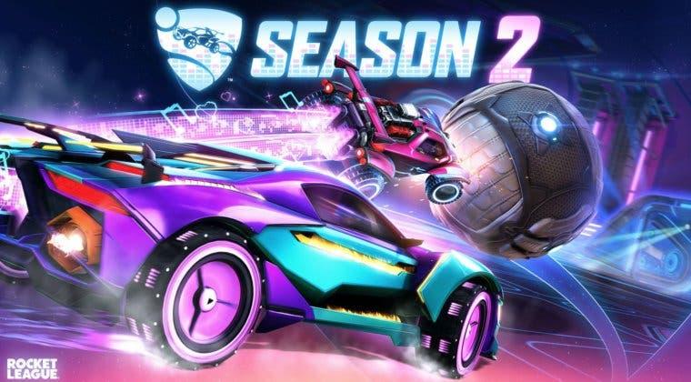Imagen de Revelados todos los detalles de la temporada 2 de Rocket League
