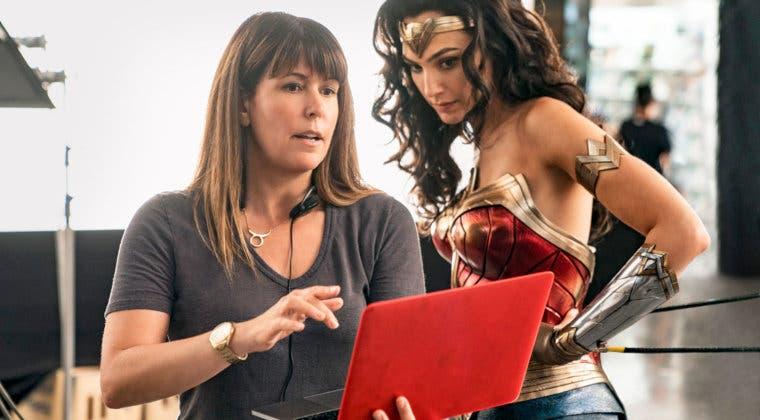 Imagen de Patty Jenkins critica las películas en streaming, ¿también Wonder Woman 1984?