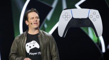 Imagen de PS5: Phil Spencer, jefe de Xbox, da su 'sorprendente' opinión sobre el DualSense