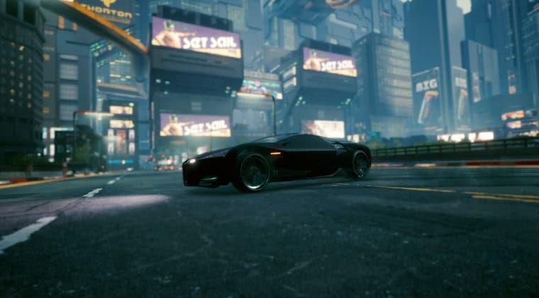 Imagen de Cyberpunk 2077: cómo conseguir uno de los mejores coches del juego gratis
