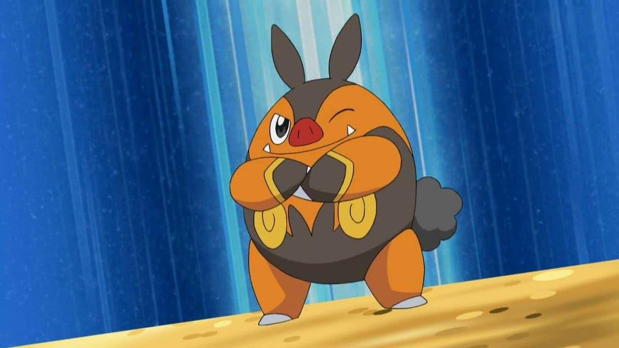 Pignite Pokemon inicial
