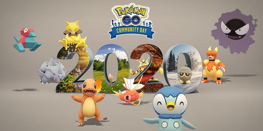 Pokemon GO Dia de la Comunidad diciembre 2020