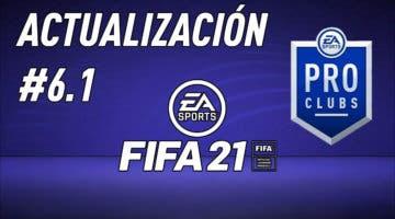 Imagen de FIFA 21: estas son las novedades de la actualización #6.1