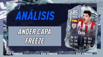 Imagen de FIFA 21: análisis de Ander Capa Freeze, la nueva carta free to play de Ultimate Team
