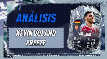 Imagen de FIFA 21: análisis de Kevin Volland Freeze, la nueva carta free to play de Ultimate Team