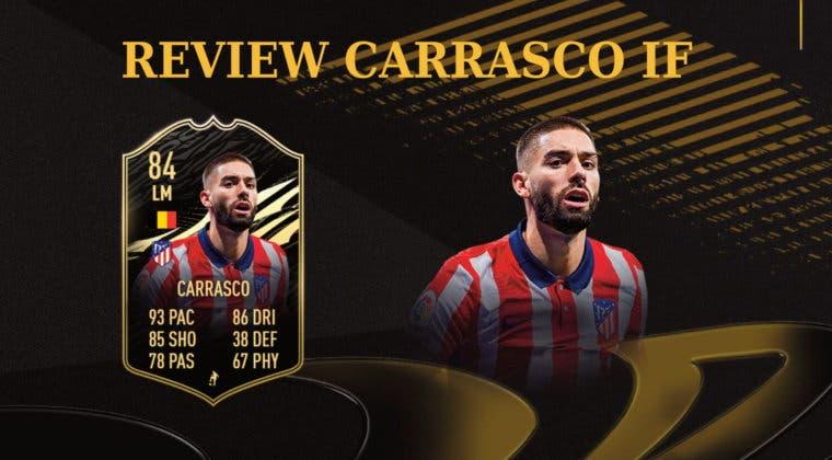 Imagen de FIFA 21: review de Carrasco IF. ¿El extremo izquierdo ideal para la Liga Santander?