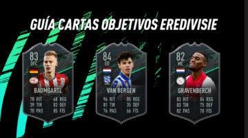 Imagen de FIFA 21: guía para conseguir a van Bergen, Baumgartl y Gravenberch Objetivos Eredivisie