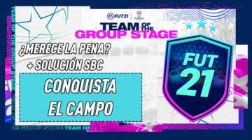 """Imagen de FIFA 21: ¿Merece la pena el SBC """"Conquista el campo""""?"""