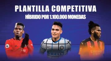 Imagen de FIFA 21: equipo competitivo, por 1.100.000 monedas, para jugar FUT Champions y Division Rivals