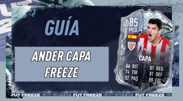 Imagen de FIFA 21: guía para conseguir a Ander Capa Freeze