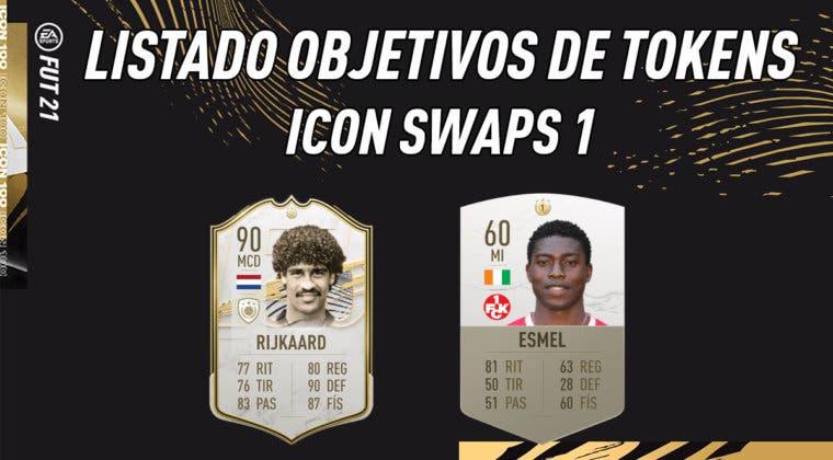 Imagen de FIFA 21 Icon Swaps: listado con todos los objetivos para conseguir los tokens disponibles de la primera tanda