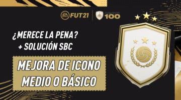 """Imagen de FIFA 21: ¿Merece la pena el SBC """"Mejora de Icono Medio o Básico""""? (06-01-2021)"""
