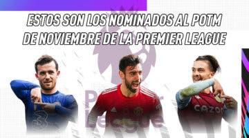 Imagen de FIFA 21: estos son los nominados al POTM de noviembre de la Premier League