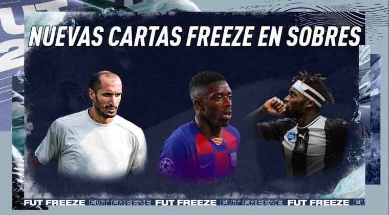 Imagen de FIFA 21: cinco nuevas cartas Freeze llegan a Ultimate Team