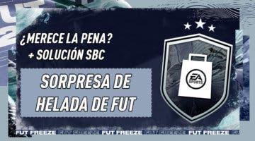 """Imagen de FIFA 21: ¿Merece la pena el SBC """"Sorpresa de Helada de FUT"""""""