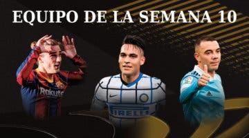 Imagen de FIFA 21: nuevo Equipo de la Semana (TOTW 10) ya disponible con Iago Aspas y Antoine Griezmann