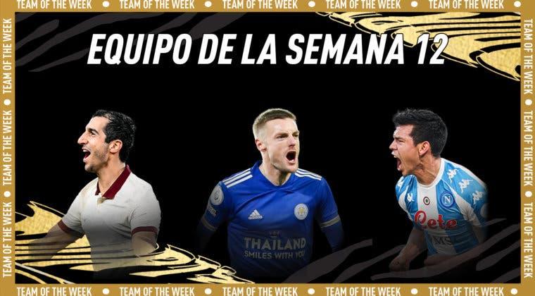Imagen de FIFA 21: este es el Equipo de la Semana (TOTW 12) + Wamangituka Estrella de Plata free to play