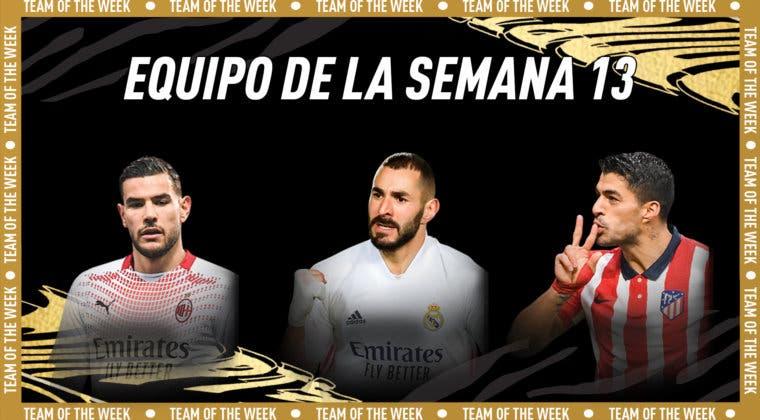 Imagen de FIFA 21: este es el Equipo de la Semana (TOTW 13) + Damm Estrella de Plata free to play