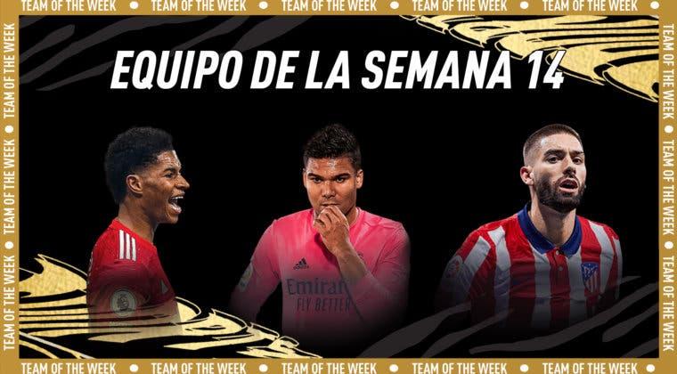 Imagen de FIFA 21: este es el Equipo de la Semana (TOTW 14)