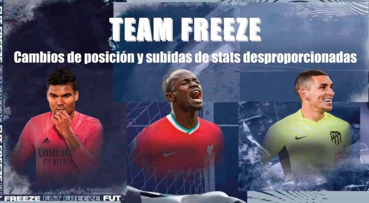 Imagen de FIFA 21: el equipo Freeze llega a Ultimate Team con cambios de posición y estadísticas sorprendentes