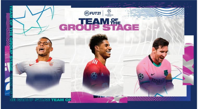 Imagen de FIFA 21: el Team of the Group Stage llega a Ultimate Team (TOTGS)