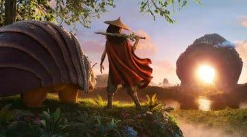 Imagen de Raya y el último dragón, lo nuevo de Disney, se inspira en John Wick y podría haber sido para adultos