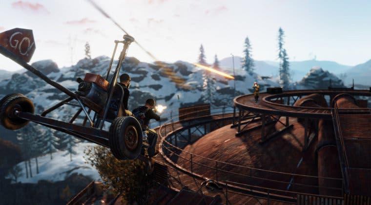 Imagen de Rust no llegará a PS4 y Xbox One hasta 2021
