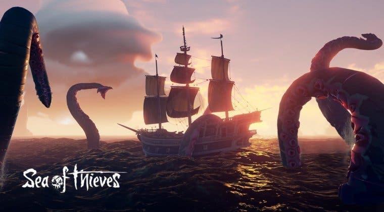 Imagen de Sea of Thieves recuerda sus 1000 días de disponibilidad de la mano de un tráiler