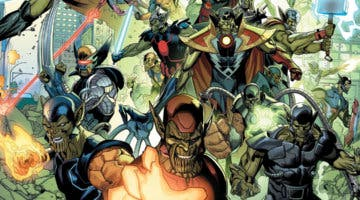 Imagen de Secret Invasion, la ambiciosa serie de Marvel, ya tiene a su villano