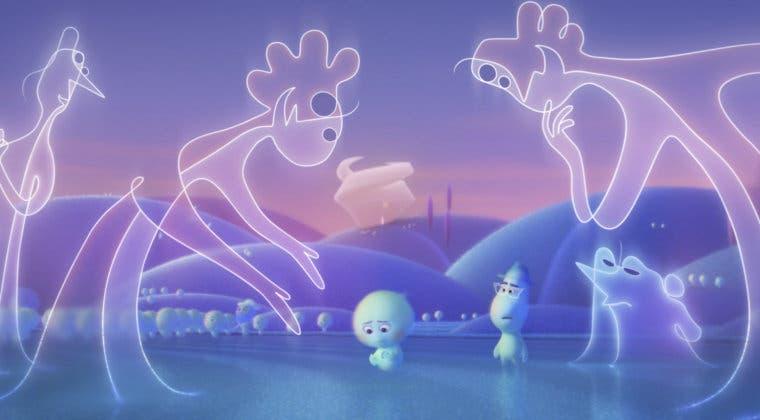 Imagen de 22 contra la Tierra, la precuela de Soul, ya tiene fecha de estreno en Disney Plus