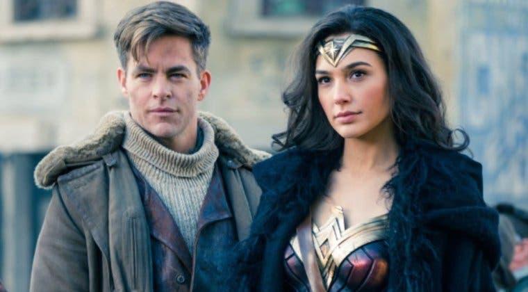 Imagen de Wonder Woman 1984: Chris Pine explica cómo ha cambiado Steve Trevor tras la primera película