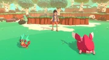 Imagen de Crema publica un nuevo gameplay de Temtem para PS5
