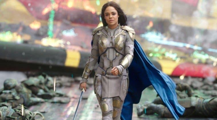 Imagen de Tessa Thompson alaba el guión y la banda sonora de Thor: Love and Thunder