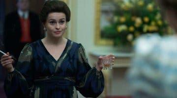 Imagen de The Crown: Helena Bonham Carter cree que es