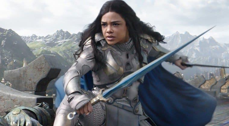 Imagen de Thor Love and Thunder: Tessa Thompson adelanta la presencia de varios héroes del UCM