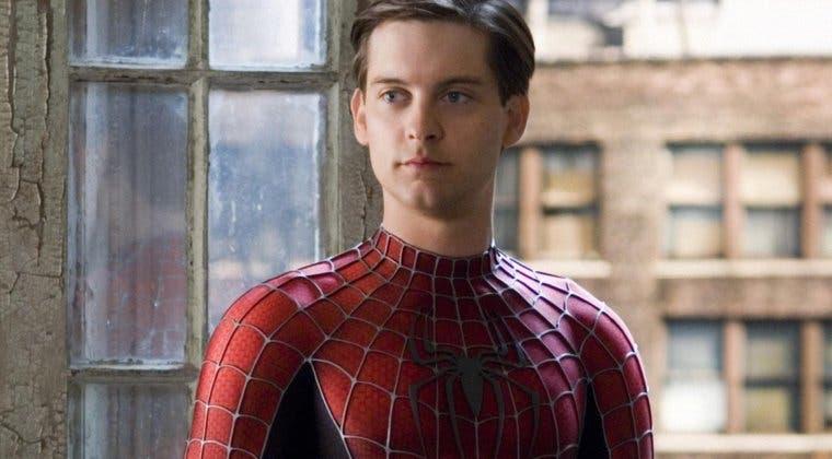 Imagen de Spider-Man 3: Así luciría la versión envejecida del Peter Parker de Tobey Maguire