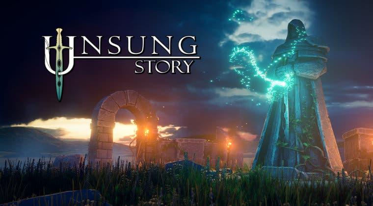 Imagen de Unsung Story se prepara para estrenarse como Acceso Anticipado en Steam