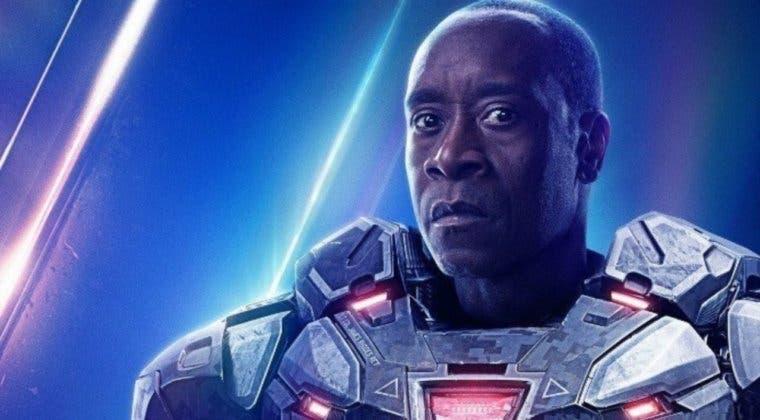 Imagen de Don Cheadle volverá como War Machine en Armor Wars, la nueva serie de Marvel
