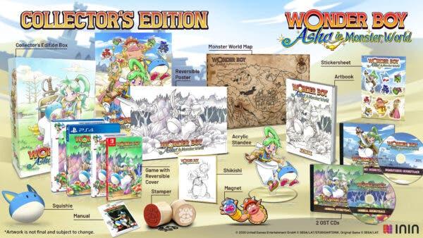 wonder boy asha in monster world 1