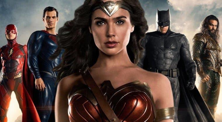Imagen de La directora de Wonder Woman 1984 critica Liga de la Justicia: 'no estaba segura de qué estaba pasando'.