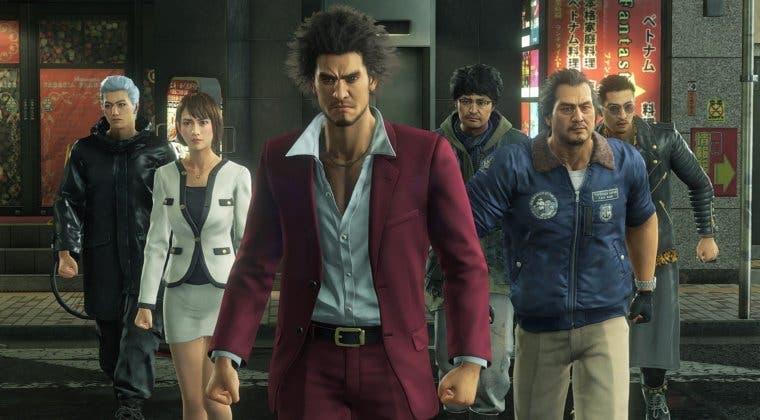 Imagen de Yakuza: Like a Dragon para PlayStation 5 se luce en una nueva galería de imágenes