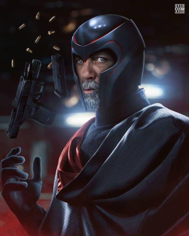 Daniel Craig como Magneto