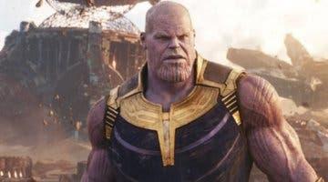 Imagen de Thanos aparecerá en una de las futuras películas de Marvel