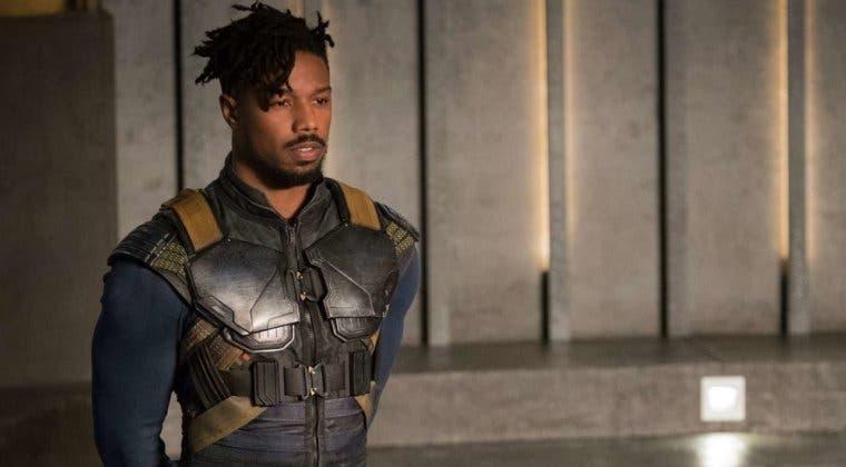 Imagen de Michael B. Jordan quiere volver en Black Panther 2