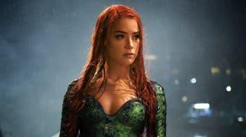 Imagen de Amber Heard continuará en Aquaman 2: no ha sido despedida